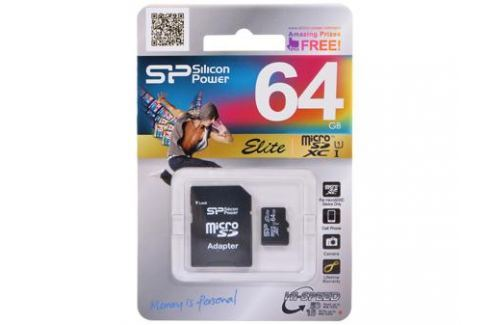 SP064GBSTXBU1V10-SP Карты памяти