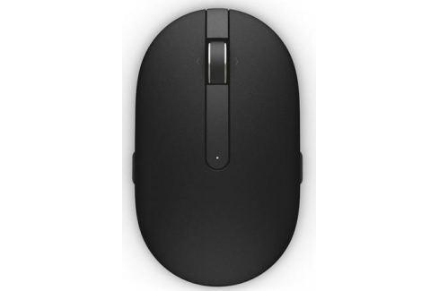 Мышь беспроводная DELL WM326 чёрный USB 570-AAMI Мыши