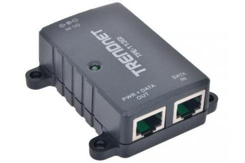 Сплиттер Trendnet TPE-113GI Гигабитный PoE-инжектор Сетевые адаптеры/ Хабы/роутеры/маршрутизаторы/коммутаторы