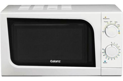 Микроволновая печь Galanz MOG-2004M 700 Вт белый Микроволновые печи