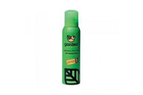GARDEX Family Аэрозоль-репеллент от комаров с алое вера 150мл Средства от комаров и насекомых