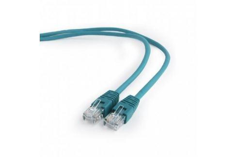 Патч-корд UTP 5E категории 3м зеленый CCA PVC Кабели и переходники