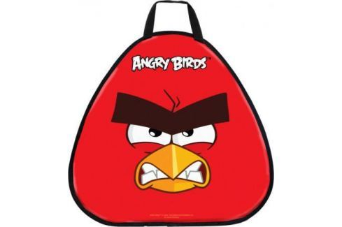 Ледянка 1Toy Angry Birds 52х50 см, треугольная Санки, снегокаты, тюбинги