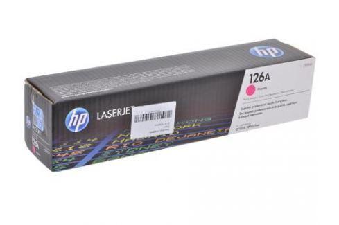 Картридж HP CE313A ((№126A) пурпурный LaserJet CP1025 Картриджи и расходные материалы