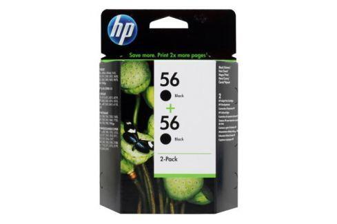 Картридж HP C9502AE (C6656AE в сдвоенной упаковке) черный DJ450C/5550 Картриджи и расходные материалы