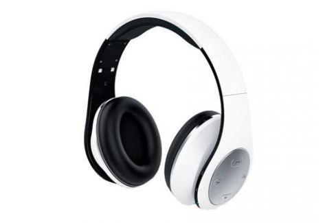 Гарнитура Genius HS-935BT белый Микрофоны и наушники