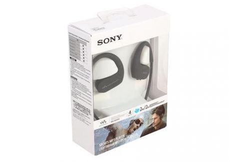 Плеер Sony NW-WS413 Чёрный mp3 - плееры