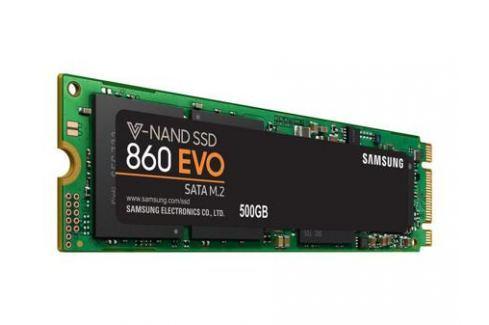 MZ-N6E500BW Жесткие диски