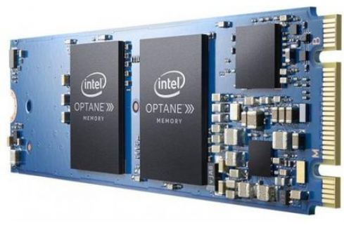 Твердотельный накопитель SSD M.2 16Gb Intel Optane Read 900Mb/s Write 145Mb/s PCI-E MEMPEK1W016GAXT Жесткие диски