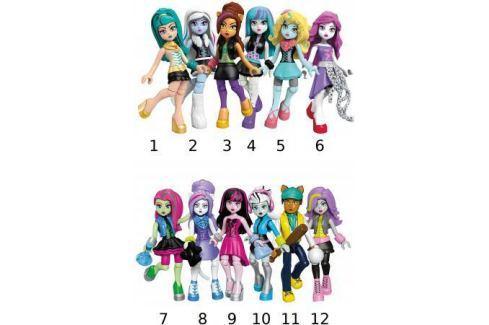 Конструктор MEGA BLOKS базовые фигурки персонажей Monster High 9 элементов CNF78 Конструкторы, мозаики, пазлы