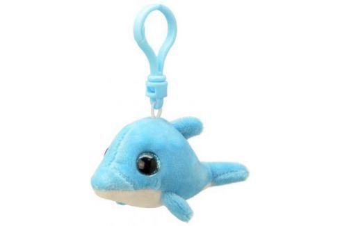 Брелок Wild Planet Дельфин 9 см голубой искусственный мех K8317 Игрушки