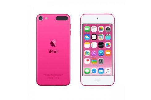 Плеер Apple iPod touch 128Gb MKWK2RU/A розовый mp3 - плееры