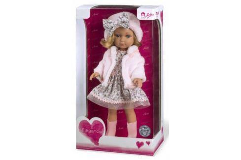 Arias ELEGANCE кукла винил. 36 см. в платье, шапочке, ботиночках, в кор. 20x12x37 Игрушки