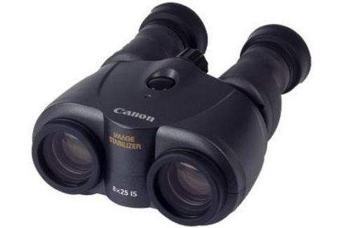 Бинокль Canon 8x25 IS черный Бинокли