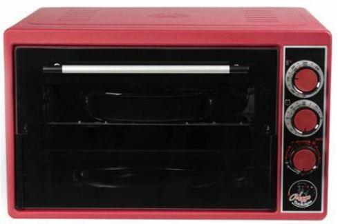 Мини-печь Чудо Пекарь ЭДБ-0123 красный Мини-печи