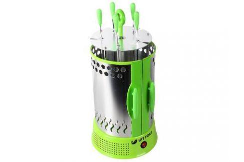 Шашлычница электрическая KITFORT КТ-1402 Электрошашлычницы