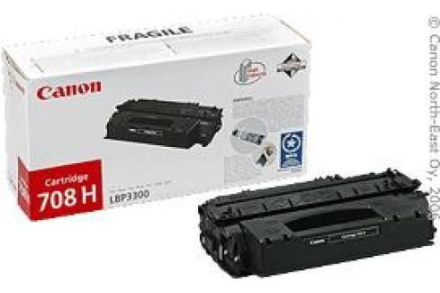 Картридж Canon 708H для LBP-3300/ HP LJ 1160/ 1320 серии. Повышеной ёмкости. Чёрный. 6000 страниц. Картриджи и расходные материалы