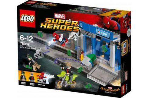 Конструктор LEGO Ограбление банкомата 76082 185 элементов Конструкторы, мозаики, пазлы