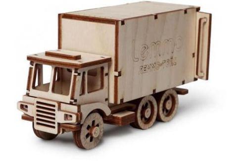 Деревянный конструктор LEMMO грузовик Чип 51 элемент 0065 Конструкторы, мозаики, пазлы