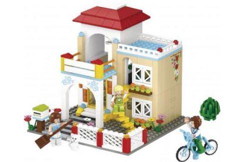 Конструктор SLUBAN Загородный дом M38-B0533 380 элементов Конструкторы, мозаики, пазлы