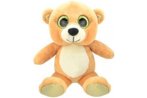 Мягкая игрушка медведь Wild Planet Медвежонок K7714 15 см искусственный мех пластик Игрушки