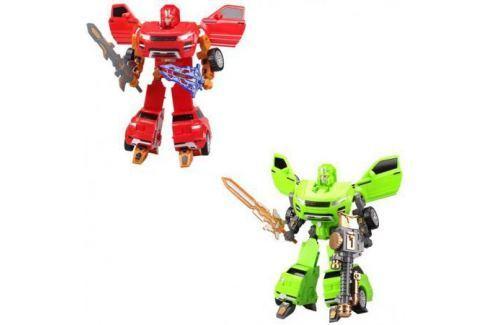 Робот-трансформер Shantou Gepai Planet Heroes 19 см L015-4 Игрушки