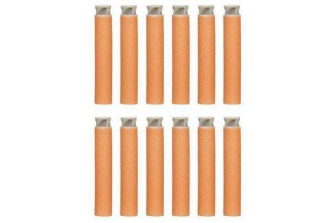 Набор стрел для бластеров Hasbro Nerf Accustrike оранжевый 12 стрел C0162 Игрушки