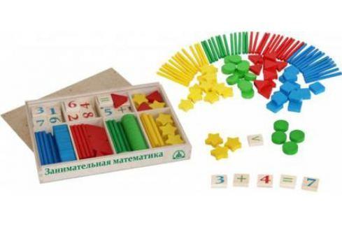 Игровой набор КРАСНОКАМСКАЯ ИГРУШКА Занимательная математика Н-38 Игрушки
