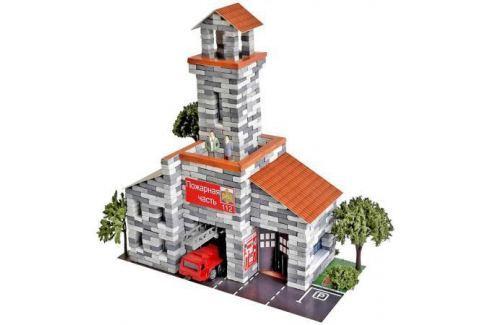 Конструктор Архитектурное моделирование Пожарная часть Л-21 700 элементов Конструкторы, мозаики, пазлы