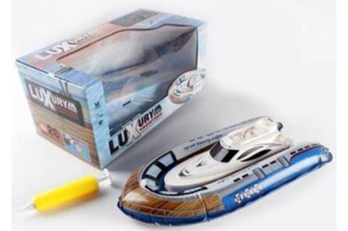 Катер Shantou Gepai Luxury Yacht на воздушной подушке 33 см разноцветный US390 Игрушки