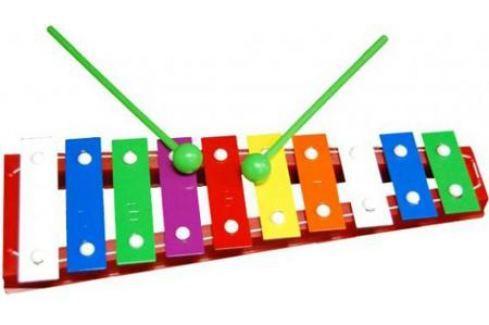 Металлофон MAREK 10 тонов MA-003 Музыкальные игрушки и инструменты(детские)