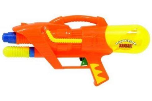 Водный пистолет Тилибом с помпой 37х17 см Игрушки