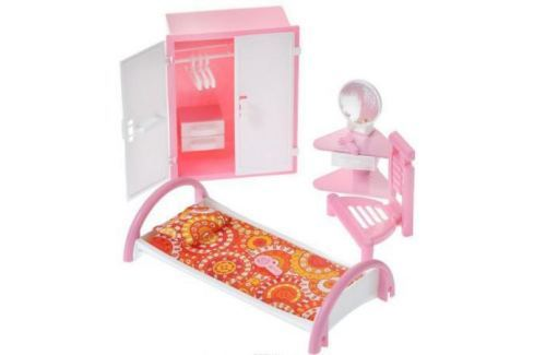 Набор мебели Форма Спальня С-48-Ф Игрушки