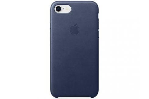 Накладка Apple Leather Case для iPhone 7/8 синий MQH82ZM/A Сумки