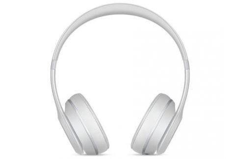 Гарнитура Apple Beats Solo3 серебристый MR3T2ZE/A Микрофоны и наушники