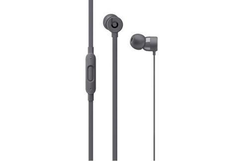 Наушники Apple Beats urBeats3 серый MQFX2ZE/A Проводные / Внутриканальные с микрофоном / Серый / Двухстороннее / Mini-jack / 3.5 мм Микрофоны и наушники