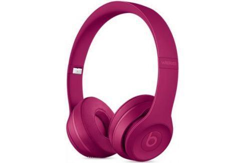 Гарнитура Apple Beats Solo3 розовый Микрофоны и наушники