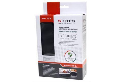 Адаптер питания 5bites PA70AD-04 70W для ноутбуков ACER/DELL (M5, M7, M9, M15, M21, M23) Аксессуары