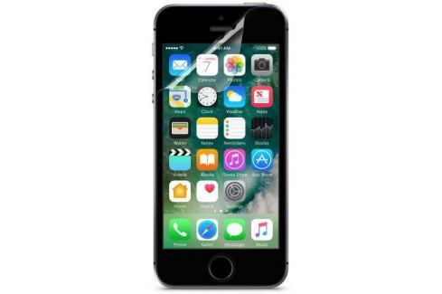 Защитная плёнка прозрачная Belkin Anti-Glare Overlay для iPhone 5 F8W391DSAPL Аксессуары