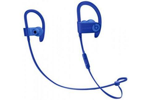 Гарнитура Apple Beats Powerbeats 3 голубой Микрофоны и наушники