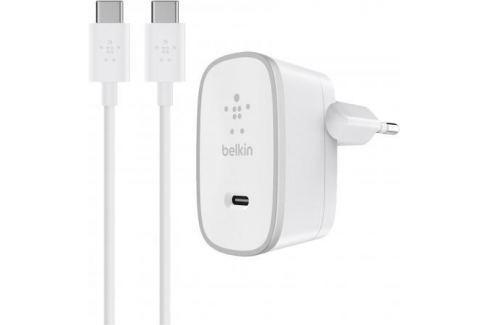 Сетевое зарядное устройство Belkin F7U008vf05-WHT 3А USB-C белый Зарядные устройства и аккумуляторы