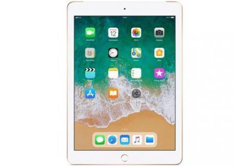 Планшет Apple iPad Wi-Fi+Cellular MRM02RU/A 32GB 9.7'' IPS (2048x1536) Retina/A10/3G+LTE/WiFi/BТ/8.0MP/iOS11/Gold Планшетные ПК