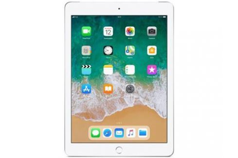 Планшет Apple iPad Wi-Fi+Cellular MR6P2RU/A 32GB 9.7'' IPS (2048x1536) Retina/A10/3G+LTE/WiFi/BТ/8.0MP/iOS11/Silver Планшетные ПК