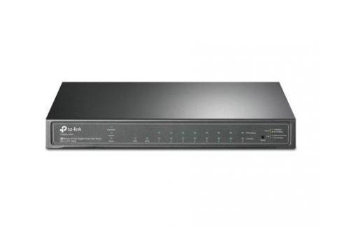 Коммутатор TP-LINK T1500G-10PS JetStream гигабитный 8-портовый Smart коммутатор PoE с 2 SFP-слотами Сетевые адаптеры/ Хабы/роутеры/маршрутизаторы/коммутаторы