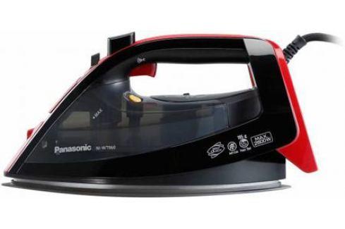 Утюг Panasonic NI-WT960RTW 2600Вт чёрный красный Утюги