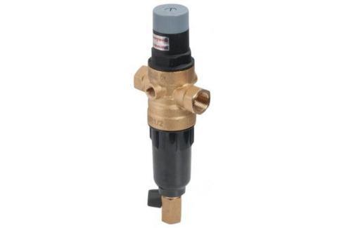 Сетчатый комбинированный фильтр atoll AFRF-1/2B черный пластик, гор. вода Фильтры для воды