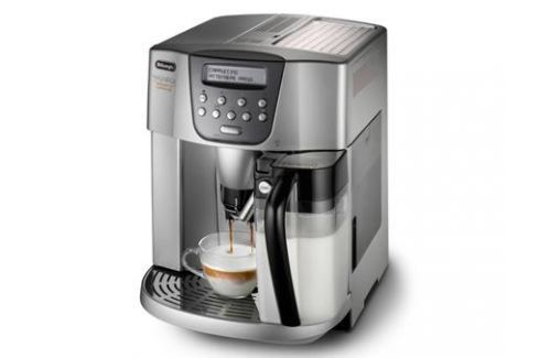 Кофемашина DeLonghi ESAM 4500 мощность 1350Вт, давление помпы 15Бар, регулировка степени помола, тип кофе- молотый/зерновой, таймер, самоочистка, капп Кофеварки и кофемашины