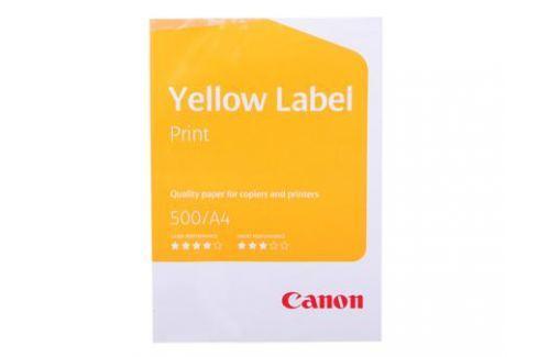 Бумага Canon Yellow Label Print (Standart Label) A4/80г/м2/500л. Бумага