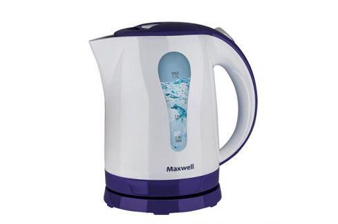 Чайник Maxwell MW-1096 (VT) фиолетовый 2200 Вт, 1.7 л, пластик Чайники(электро)