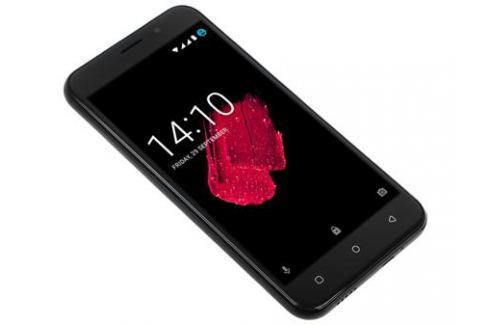 Смартфон Prestigio Grace M5 LTE (PSP5511DUOBLACK) Quad-Core (1.25)/1GB/16GB/5.0